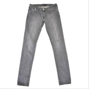 BDG Womens Gray Skinny Jeans Size 29